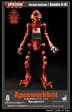 1/6 Winson x Hot Toys - Apexplorers II Apexworkbot Double U-01 Colour Ver.
