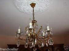 louis xv french 4 5 6 8 10 12 lights bronze chandelier rococo chateau design