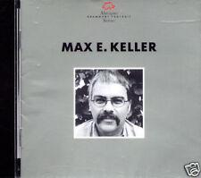 MAX E. KELLER Suisse FR Musiques SuissesPress Cd