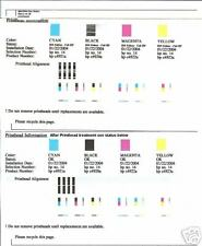 EASY FIX HP 10, 11, 12, 14 or any model INKJET PRINT HEADS HP OFFICEJET PRINTERS