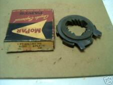 Mopar NOS Trans.Stationery Gear w/Oil Plate 52-59 Plymouth, Dodge