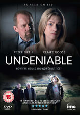 Undeniable NEW PAL Series Cult DVD John Strickland Peter Firth Claire Goose