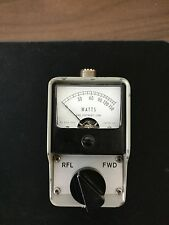 Bird 4111 Thruline Wattmeter 25-175 MHz 150W UHF SO-239