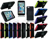 Pour Apple IPHONE 5 5S 5SE Nouveau Design Anti-choc Pied Étui de Téléphone