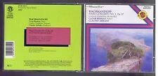 RACHMANINOFF CD PIANO CONCERTO 3/ LAZAR BERMAN/ CLAUDIO ABBADO