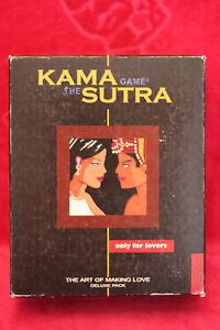 KAMASUTRA GAME - Jeu en FR, DE, NL, EN