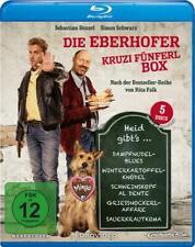 5 Blu-ray-Box * EBERHOFER KRUZIFÜNFERL BOX INKL. SAUERKRAUTKOMA # NEU OVP %