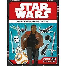 Star Wars Finn's Adventure Sticker Book (Star Wars Sticker Book) by Lucasfilm |