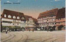 Frankierte Ansichtskarten aus Sachsen-Anhalt Halberstadt