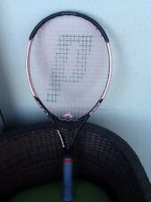Prince O3 Pink Limited Edition Brustkrebs Bewusstsein Tennisschläger mit Hülle