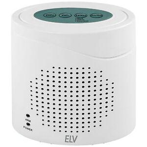 ELV Elektronischer Wachhund EW 2.0 mit Radarsensor
