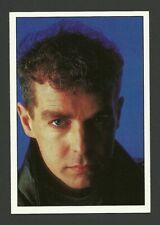 Neil Tennant #121 1988 Panini Pop Rock Sticker Dust Pet Shop Boys
