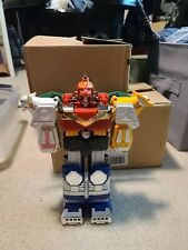 1998 Bandai Power Rangers Lost Galaxy Galactabeast Megazord Zord 90% Complete