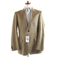 Hugo Boss Sakko Gr 48 Pasini Movie 2 Baumwolle Cotton Sommer Tan Beige Jacket