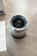 New listing Zeiss Biogon 28mm f/2.8 Zm M Mount Lens