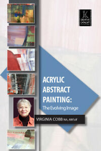 Acrylic Abstract Painting: The Evolving Image with Virginia Cobb- Art DVD