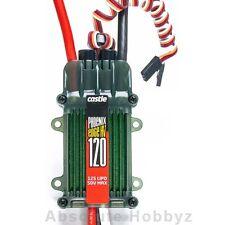 Castle Creations Phoenix Edge 120 HV 50V 120 Amp ESC - CSE010-0104-00
