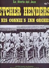 FLETCHER HENDERSON and his CONNIE'S INN ORCHESTRA same ITALY 1970 EX LP