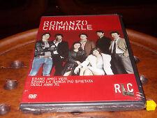 Romanzo criminale Warner  (2005) Dvd ..... Nuovo