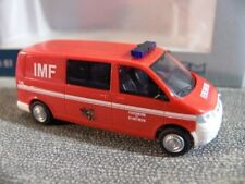 1/87 Rietze VW T5 Halbbus LR FD Feuerwehr Wien - IMF ( AT ) 51875