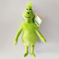 "Grinch plush toy doll how the grinch stole christmas boy girl figurine 12""/30CM"
