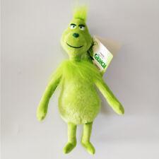 """Grinch Plüsch Spielzeug Puppe wie Grinch Weihnachten Junge Mädchen Figur 12 """""""
