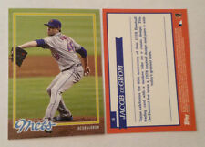 2018 Topps On Demand Set #6 Inspired by 1978 - JACOB DEGROM Mets #16 (PR 2040)