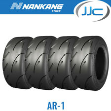 4 x Nankang 205 45 16 87W XL AR-1 Semi Slick Track Day Competition Tyres