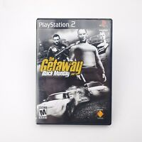 The Getaway: Black Monday PS2 (Sony PlayStation 2) Complete CIB TESTED