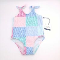 722a82664 Vineyard Vines For Target Girls Toddler Swimsuit - Patchwork - Choice of  Size