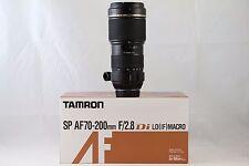 Tamron 70-200mm f/2,8 DI LD MACRO (F Bajonett) - Top Zustand #028