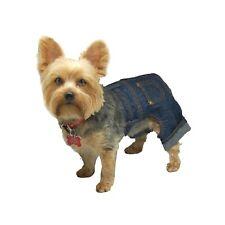 New listing Anima Dog Adjustable Waist Denim Jeans # Medium