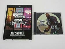 Grand Theft Auto: San Andreas (PC, 2005) PC Vintage Computer Game Rockstar Games