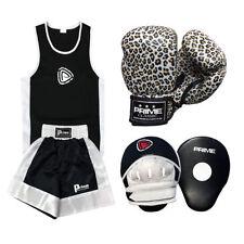 Articles noirs enfants pour arts martiaux et sports de combat Boxe
