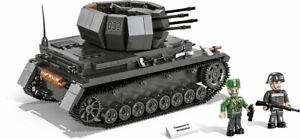 COBI 2548 Flakpanzer IV Whirlwind 590 Elements Construction Toys