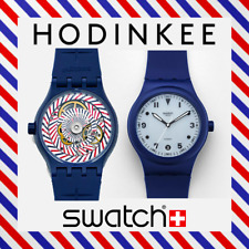 SWATCH Sistem51 Blue Edition For HODINKEE | Limited Edition | Free Shipping