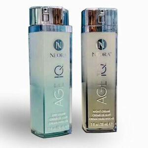 NEW YEAR SALE 45%OFF Neora Age IQ Night & Day Cream Duo Powerful Anti-ageing
