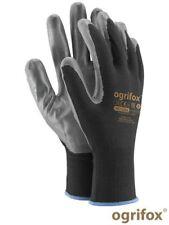 24 Paar Nitril Arbeitshandschuhe KFZ Mechaniker Handschuh Montagehandschuhe