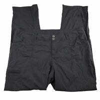 Exofficio Explorista Pants Black Womens Size 16 FLAW