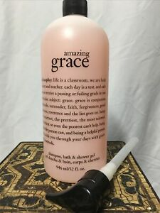 Philosophy Amazing Grace Shampoo Bath & Shower Gel - 32oz