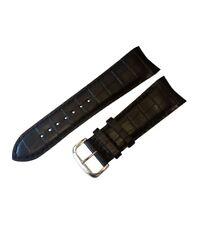 Time Force 03-3090M - Correa caballero negra para reloj TF3090