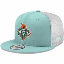 New York Liberty New Era 2020 WBNA Draft Trucker 9FIFTY Snapback Hat - Mint