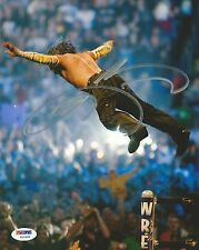 Jeff Hardy Signed WWE 8x10 Photo PSA/DNA COA Wrestlemania 25 Picture Autograph