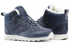 uk size 6.5 reebok classic lthr mid outdoor thinsulate inner artic boots aq9776