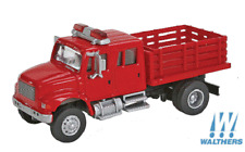HO Scale - Fire Department Utility Truck