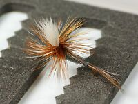 PARACHUTE ADAMS Dry Trout Fishing Flies various options by Dragonflies