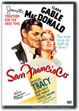 San Francisco DVD New Clark Gable, Jeanette MacDonald, Spencer Tracy