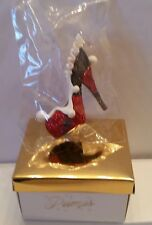 DC Comics Pumps Cryptozoic High Heel Shoe Miniature Collectible - Harley Quinn