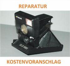 Polaroid 680 SLR Reparatur Kostenvoranschlag bei Defekt