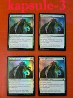 4x Tall as a Beanstalk | FOIL | Throne of Eldraine | MTG Magic Cards